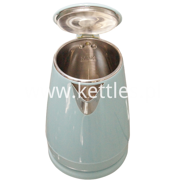 Electronic kettle for coffee